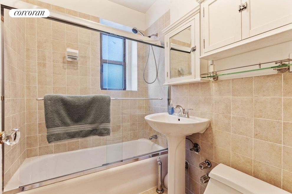 New York City Real Estate | View 315 East 77th Street, #4G | Bathroom