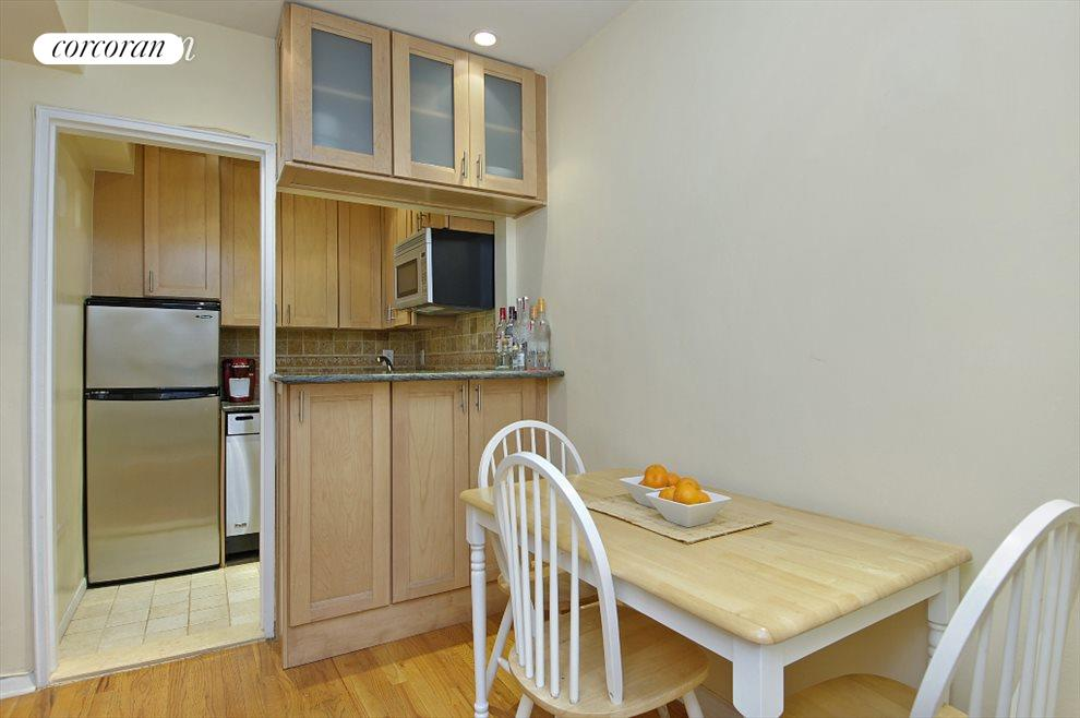 Kitchen with Dining Alcove