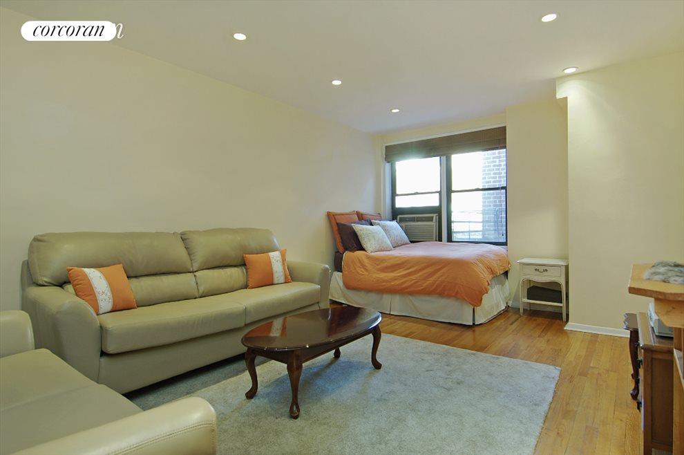 Bright Living/Bedroom Area