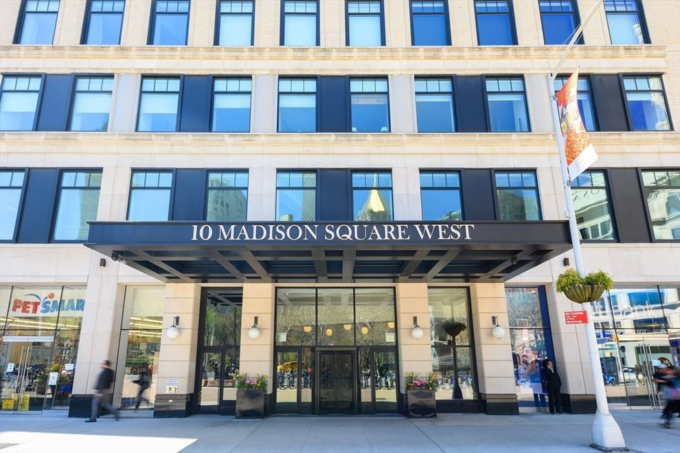 New York City Real Estate | View 10 MADISON SQUARE WEST, #5G | room 13