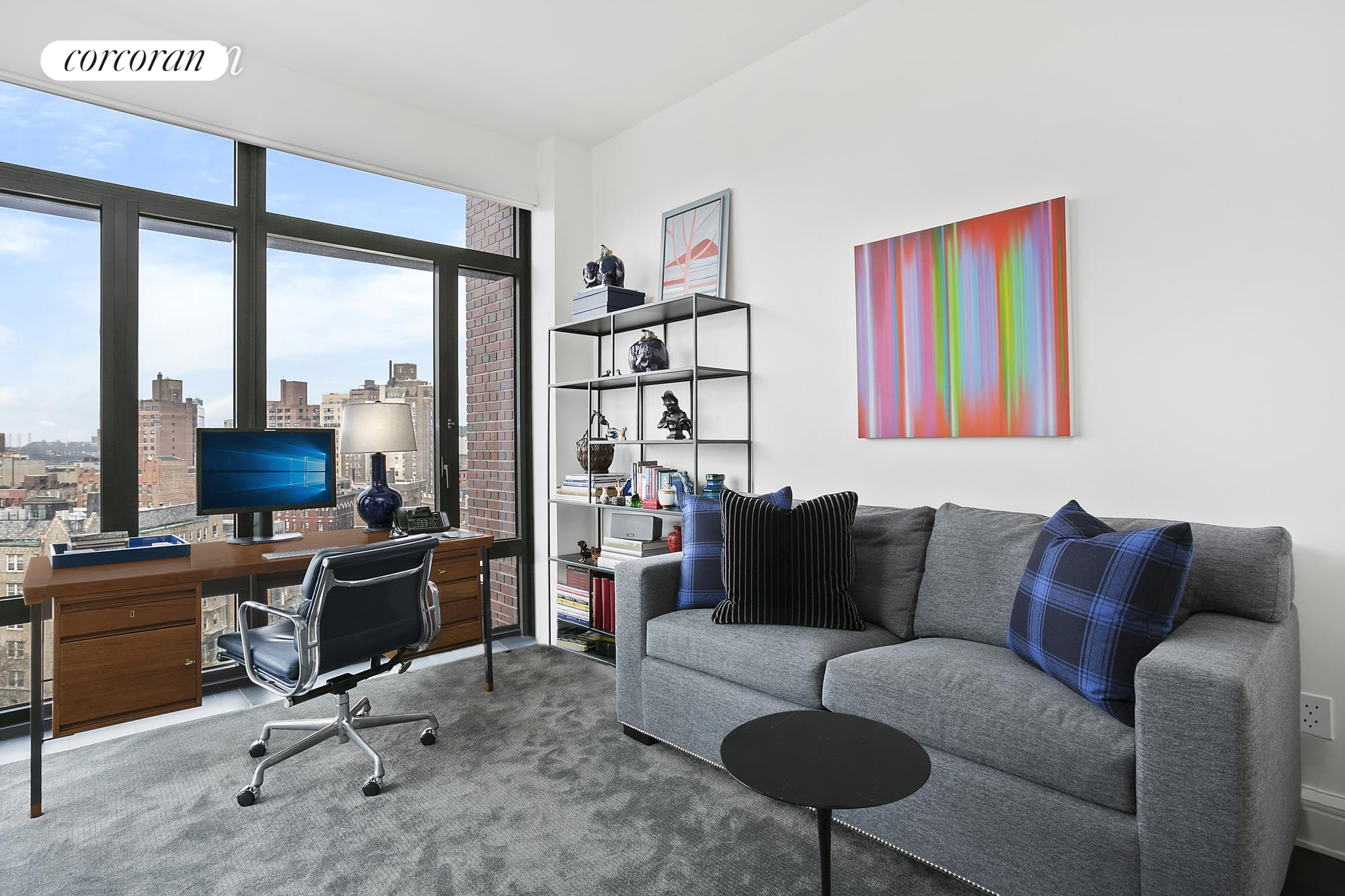 155 West 11th Street, 9D, Living Room
