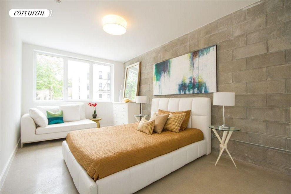 Sunny bed rooms
