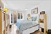 346 East 119th Street, 3A, Bedroom