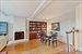 336 West End Avenue, 14D, Oversized Living Room Room w/ Decorative Fireplace