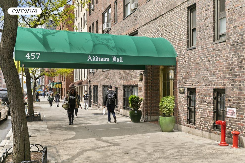 Addison Hall