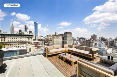 New York City Real Estate | View 15 UNION SQUARE WEST, #Penthouse | room 12