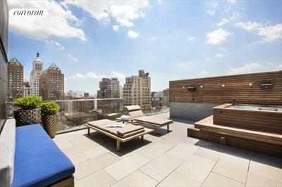 New York City Real Estate | View 15 UNION SQUARE WEST, #Penthouse | room 13