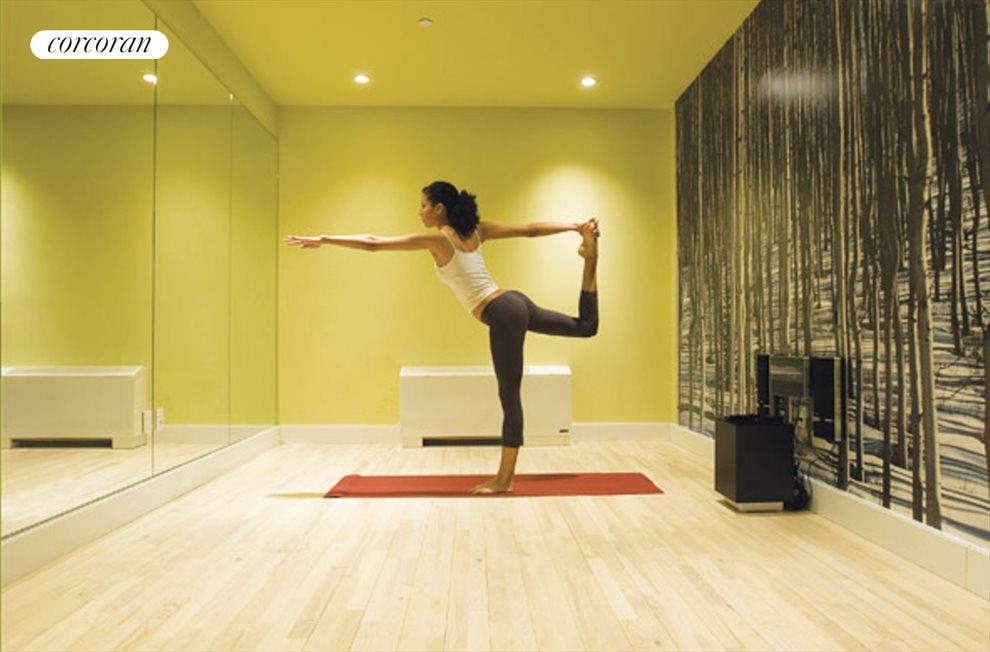 2 Yoga studio's