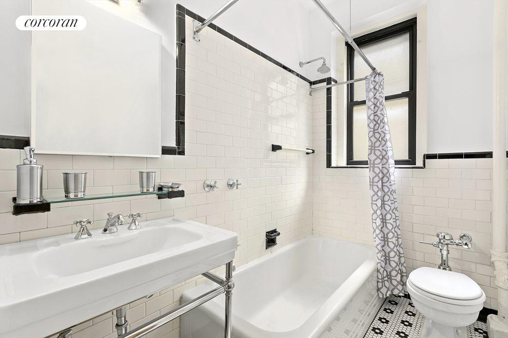 Updated Windowed Bath