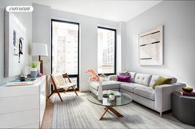 New York City Real Estate | View 287 EAST HOUSTON ST, #5C | 1 Bed, 1 Bath