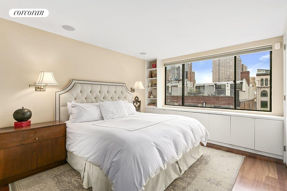 New York City Real Estate | View 44 East 12th Street, #PHC | Master Bedroom
