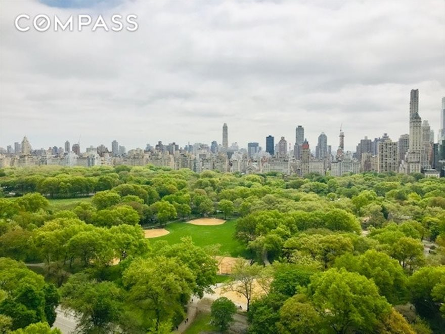 New York City Real Estate | View Central Park West | 2 Beds, 2 Baths