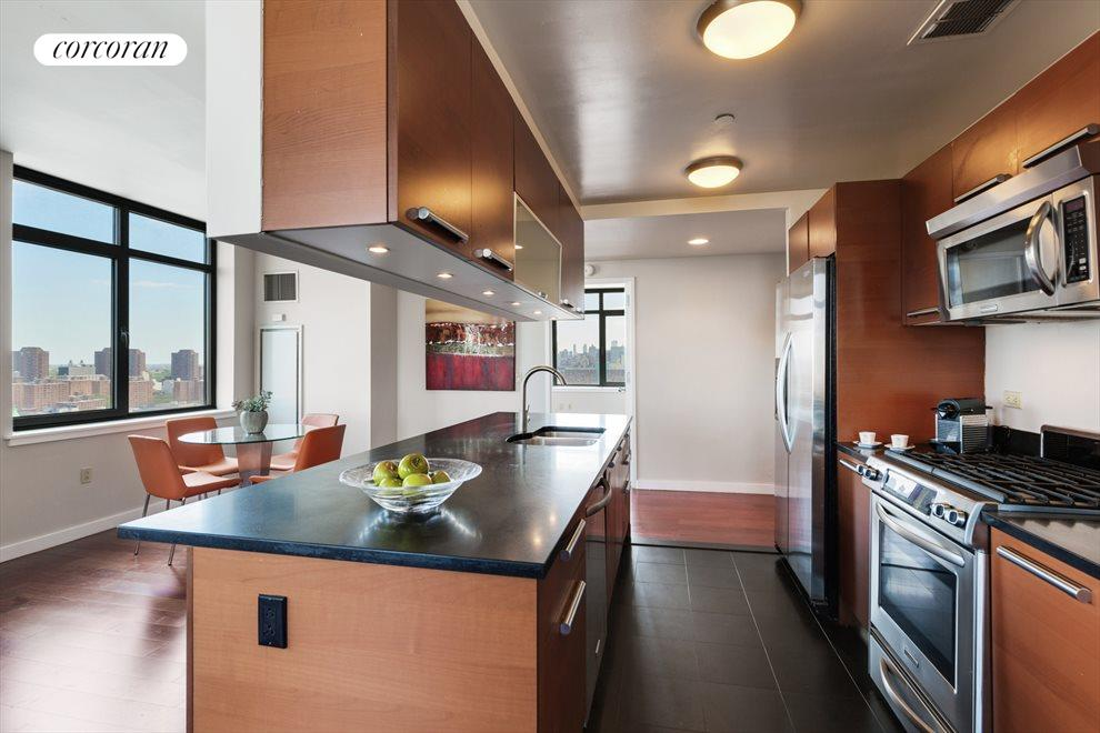 Open kitchen perfect for entertaining