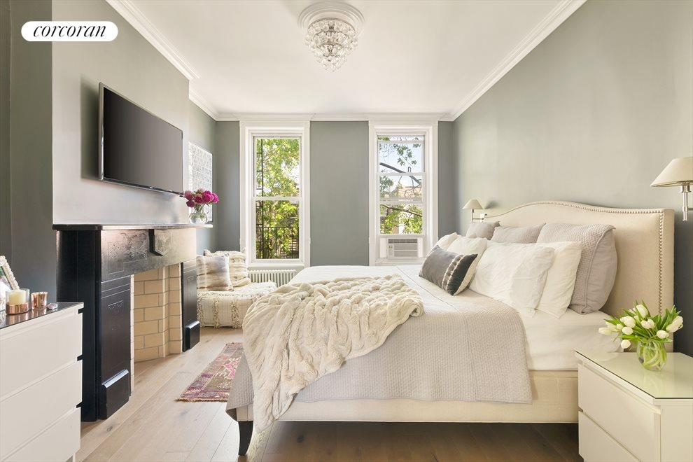 Master Bedroom Suite