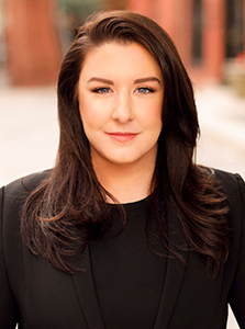 Alexandra Newman, a top realtor in New York City for Corcoran, a real estate firm in Williamsburg Bedford.