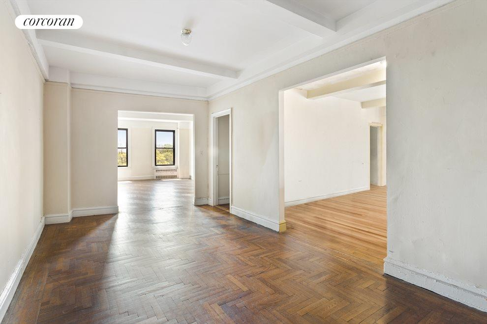 New York City Real Estate | View 135 Eastern Parkway, #8b1 | 2 Beds, 2 Baths