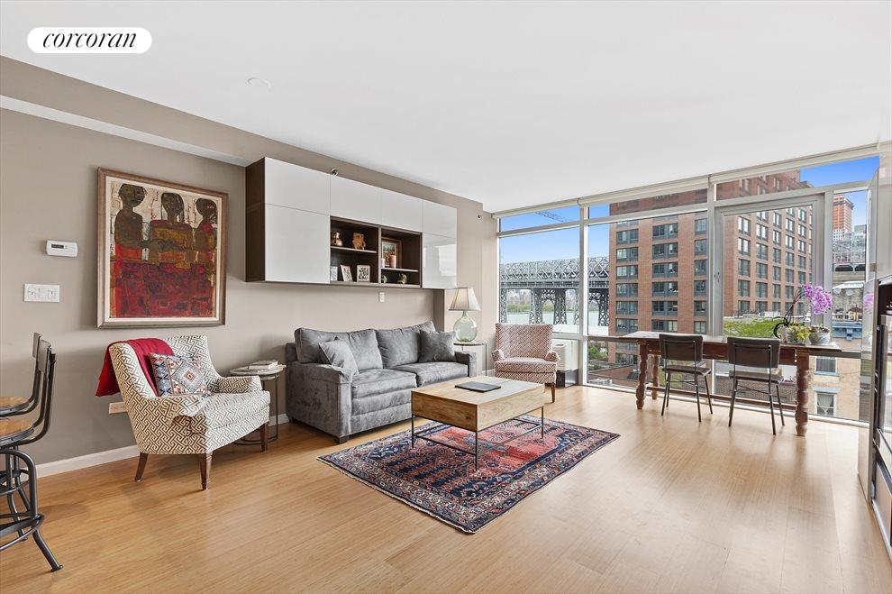 New York City Real Estate | View 26 Broadway, #603 | 1 Bed, 1 Bath