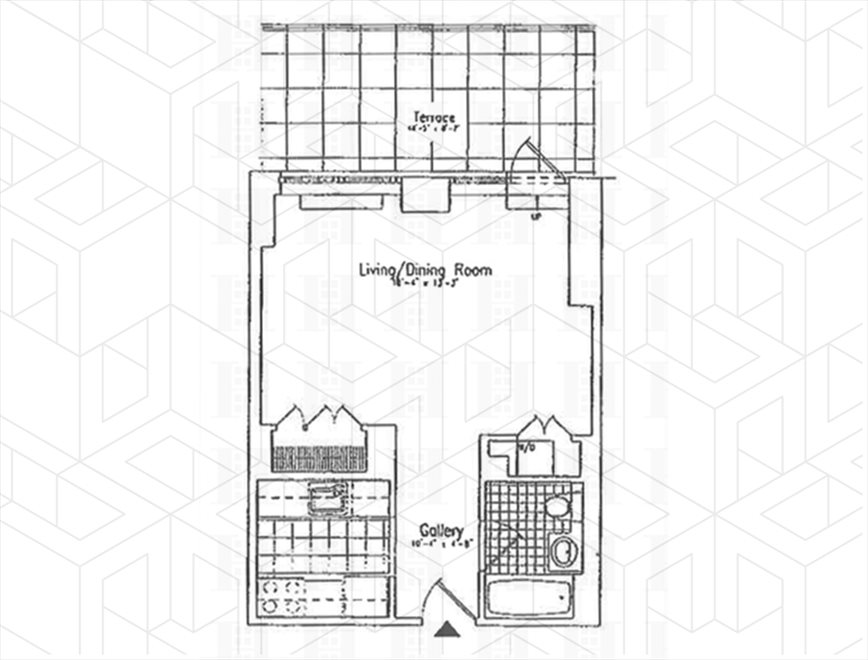 New York City Real Estate | View East 76th Street | Floorplan