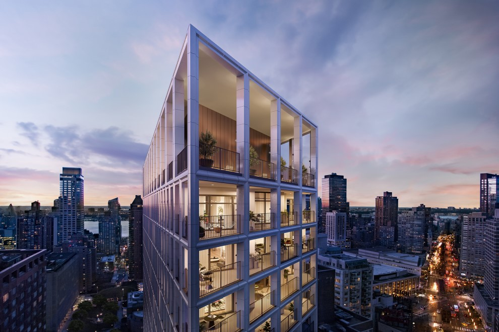 15 West 61st Street, 18A, Select a Category