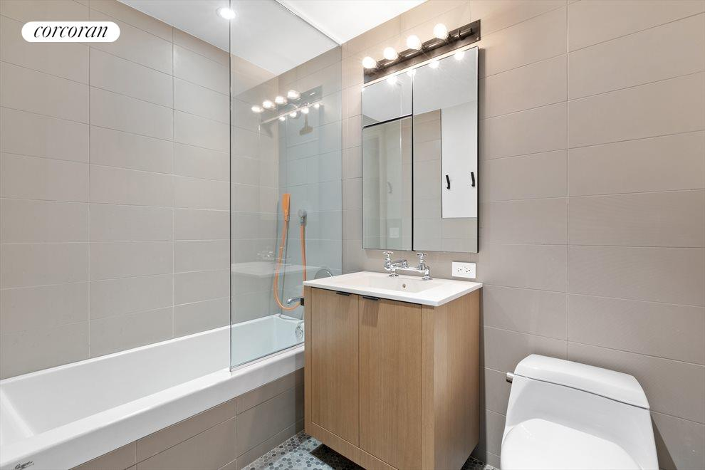 Fully Renovated Second Bathroom