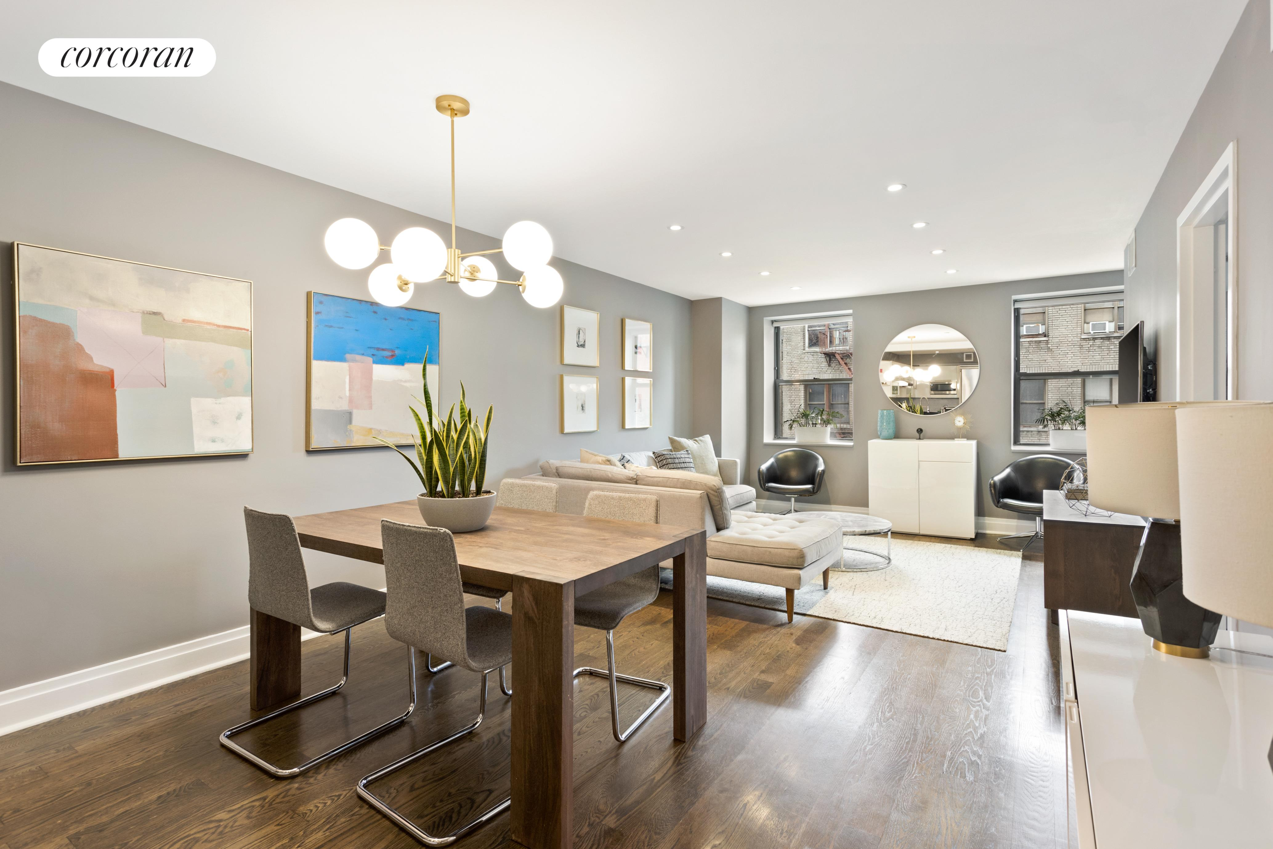 257 West 117th Street, 4A, Dining Room