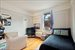 48 West 138th Street, 6F, Bedroom