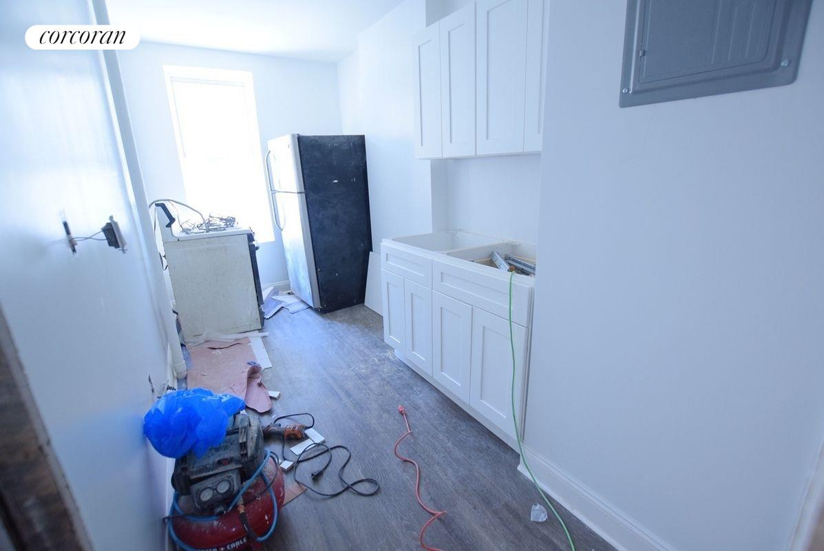 766 Flatbush Ave, 2, Renovation before current tenants moved in unit.