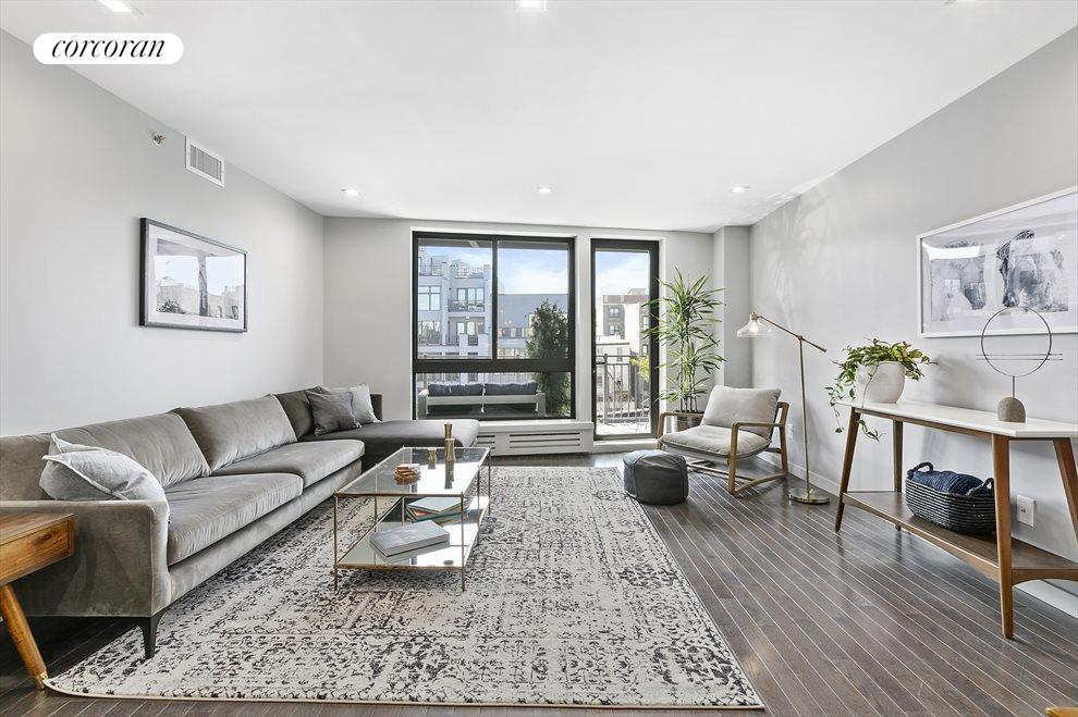 New York City Real Estate | View 336 St Marks Avenue, #4A | 3 Beds, 2 Baths