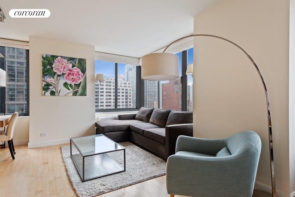 Large Corner Living Room