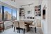300 East 85th Street, 1406, Dining Area/Convertible Bedroom