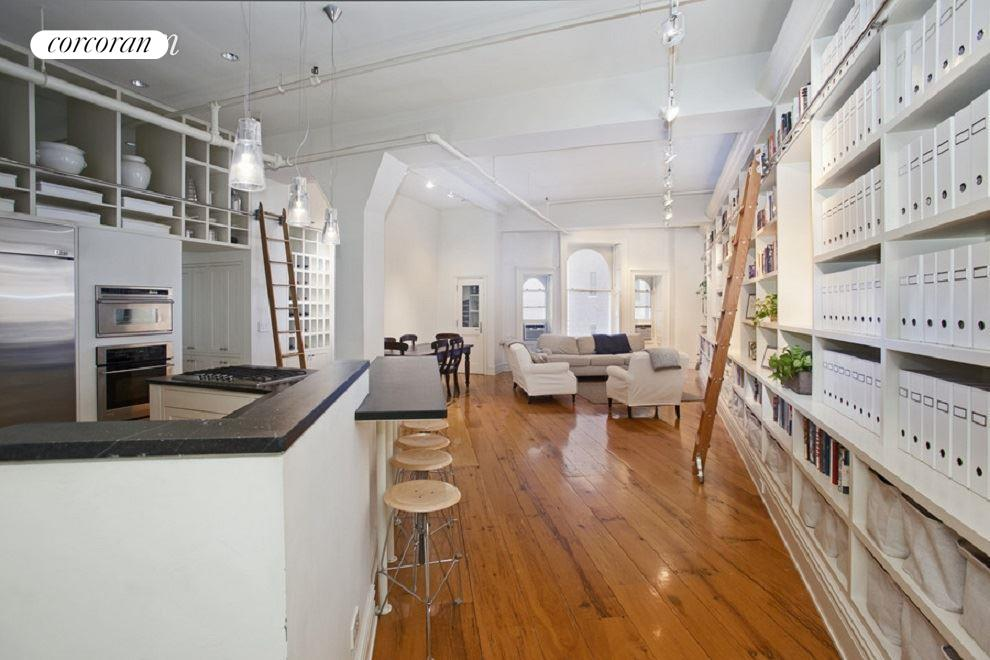 1200 Broadway, 5C, Great Room