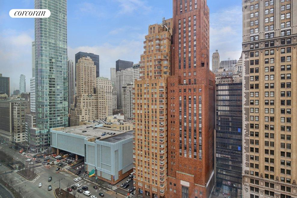 New York City Real Estate | View 30 West Street, #22C | View Northeast