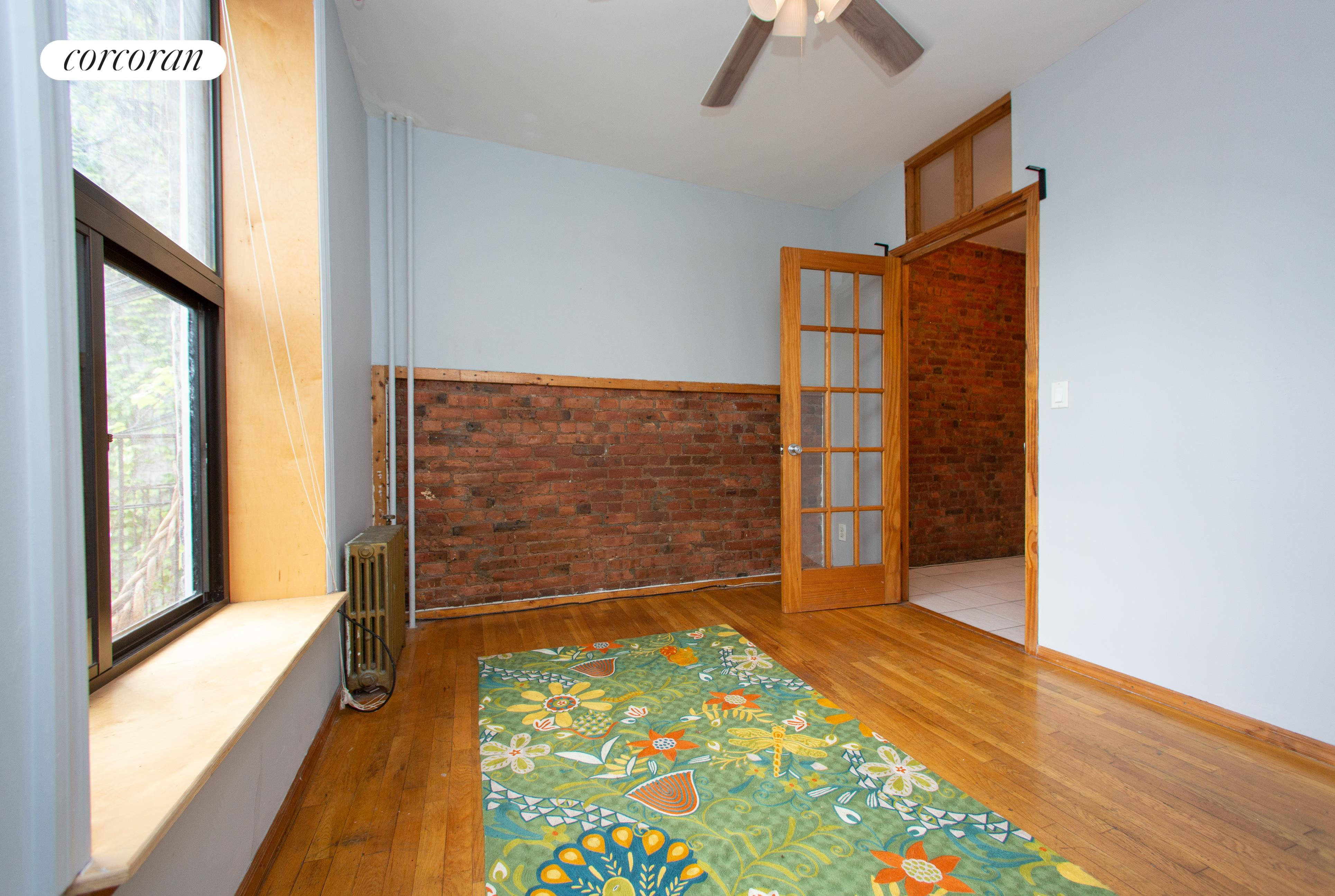 312 Prospect Avenue, 2R, Bedroom