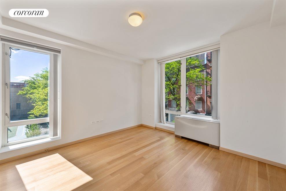 Master Bedroom with Double Exposures
