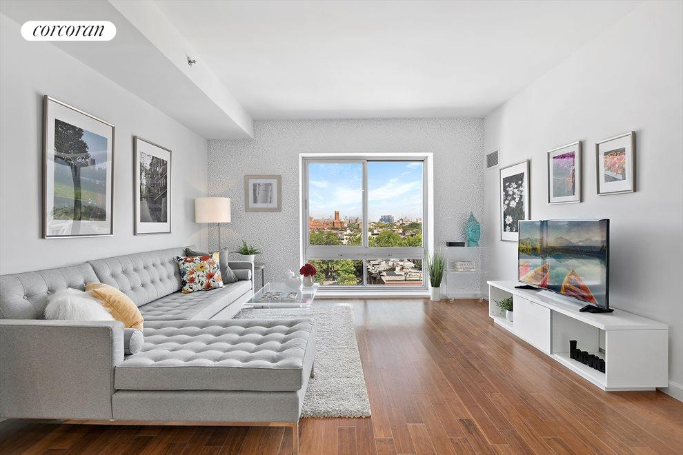 New York City Real Estate | View 1328 Fulton Street, #P103 | 1 Bed, 1 Bath