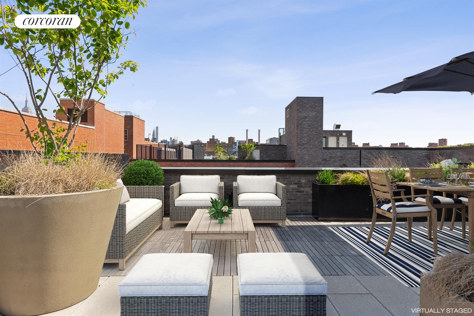 438 East 12th Street, PHH, Private roof deck