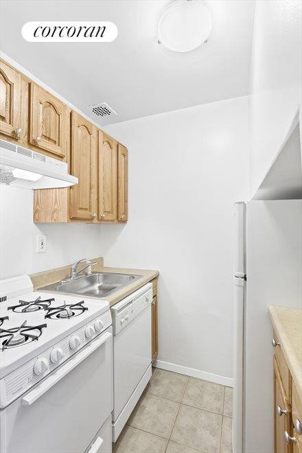 Separate Kitchen with Dishwasher