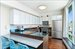 130 West 19th Street, PH2B, Chef's Kitchen with breakfast bar