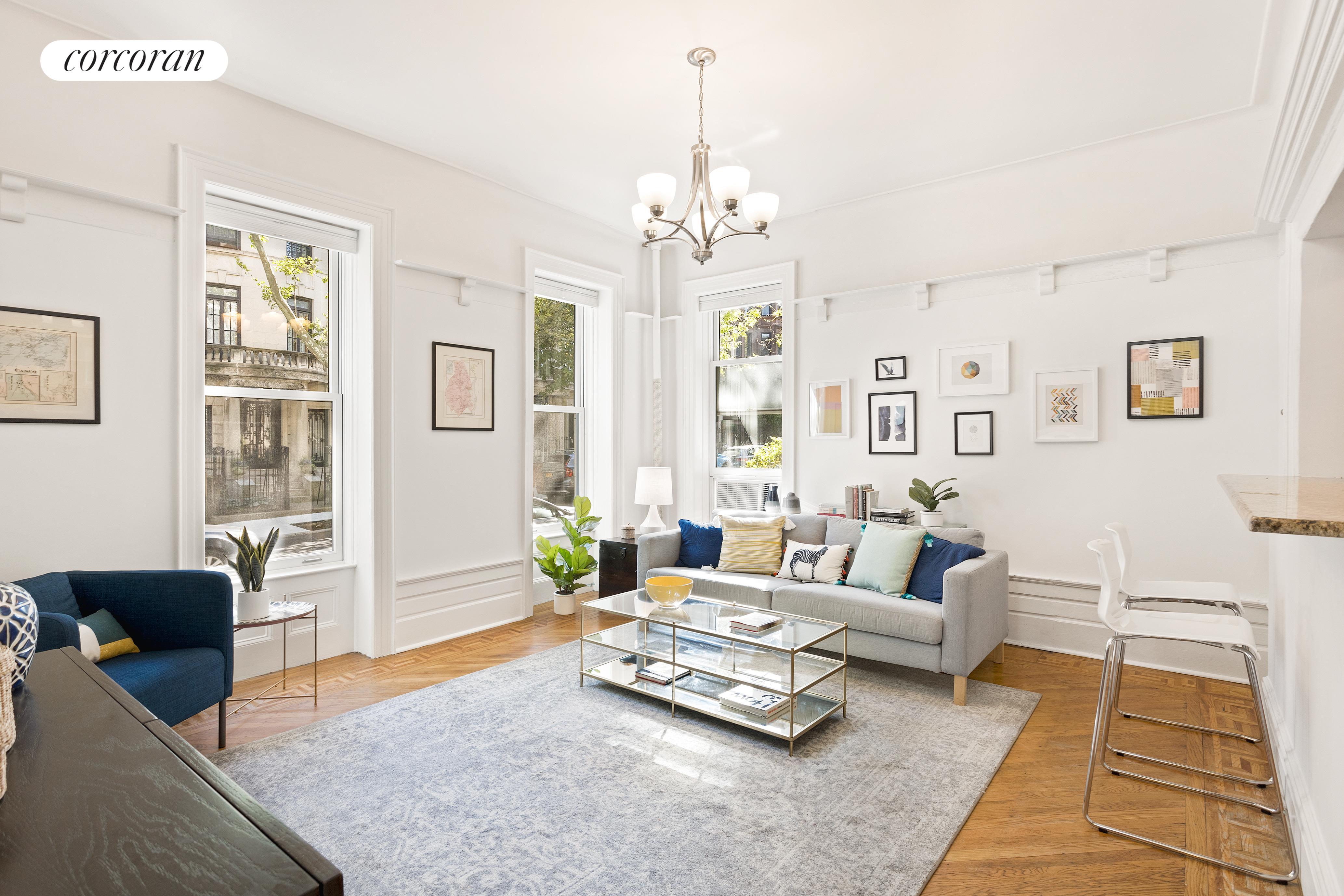 Corcoran, 530 1st Street, Apt  2, Park Slope Real Estate
