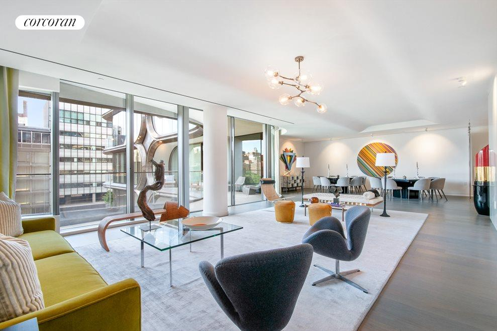 New York City Real Estate | View 520 West 28th Street, #27 | 4 Beds, 4 Baths