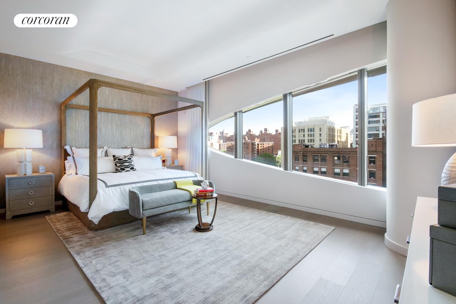 520 West 28th Street, 36, Living Room