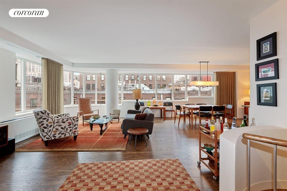 New York City Real Estate | View 211 Madison Avenue, #14B | 3 Beds, 3 Baths