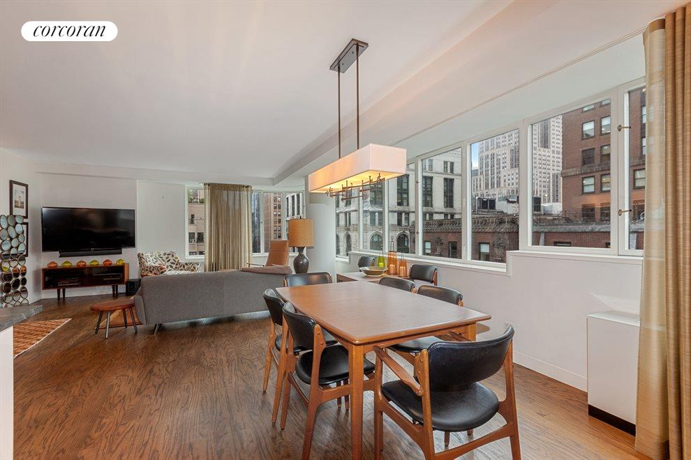 New York City Real Estate | View 211 Madison Avenue, #14B | Dining Room