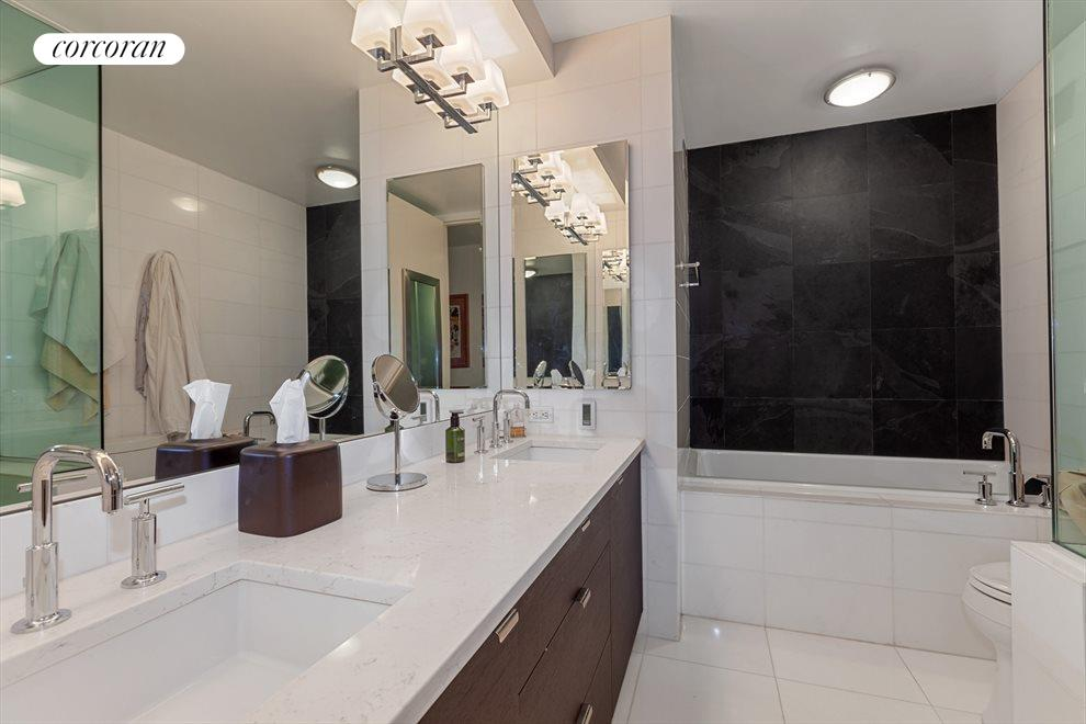 New York City Real Estate | View 211 Madison Avenue, #14B | Master Bathroom