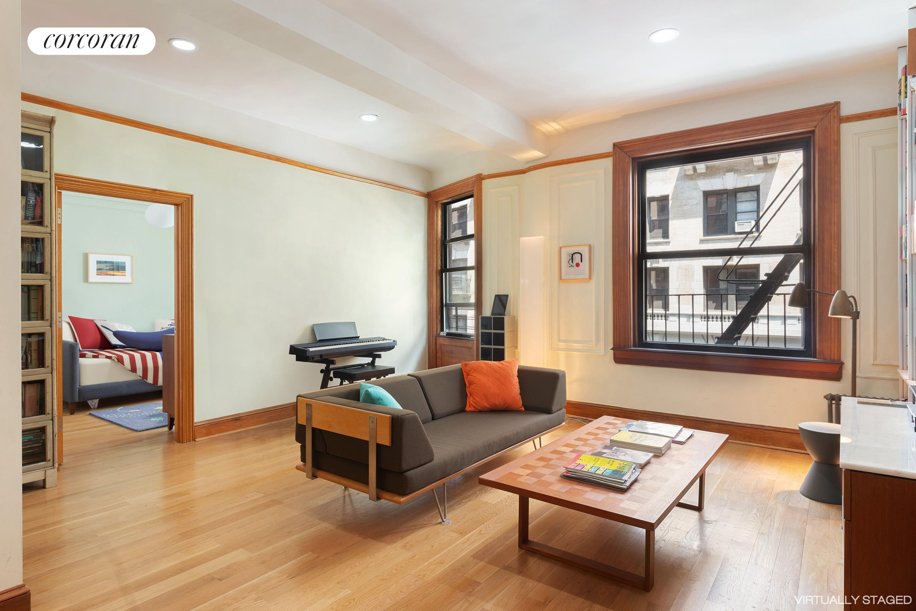 310 West 99th Street, 403, Living Room