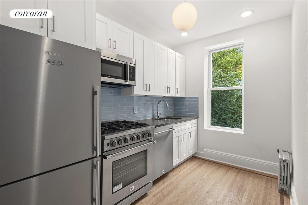 Fully Renovated Kitchen with New Appliances