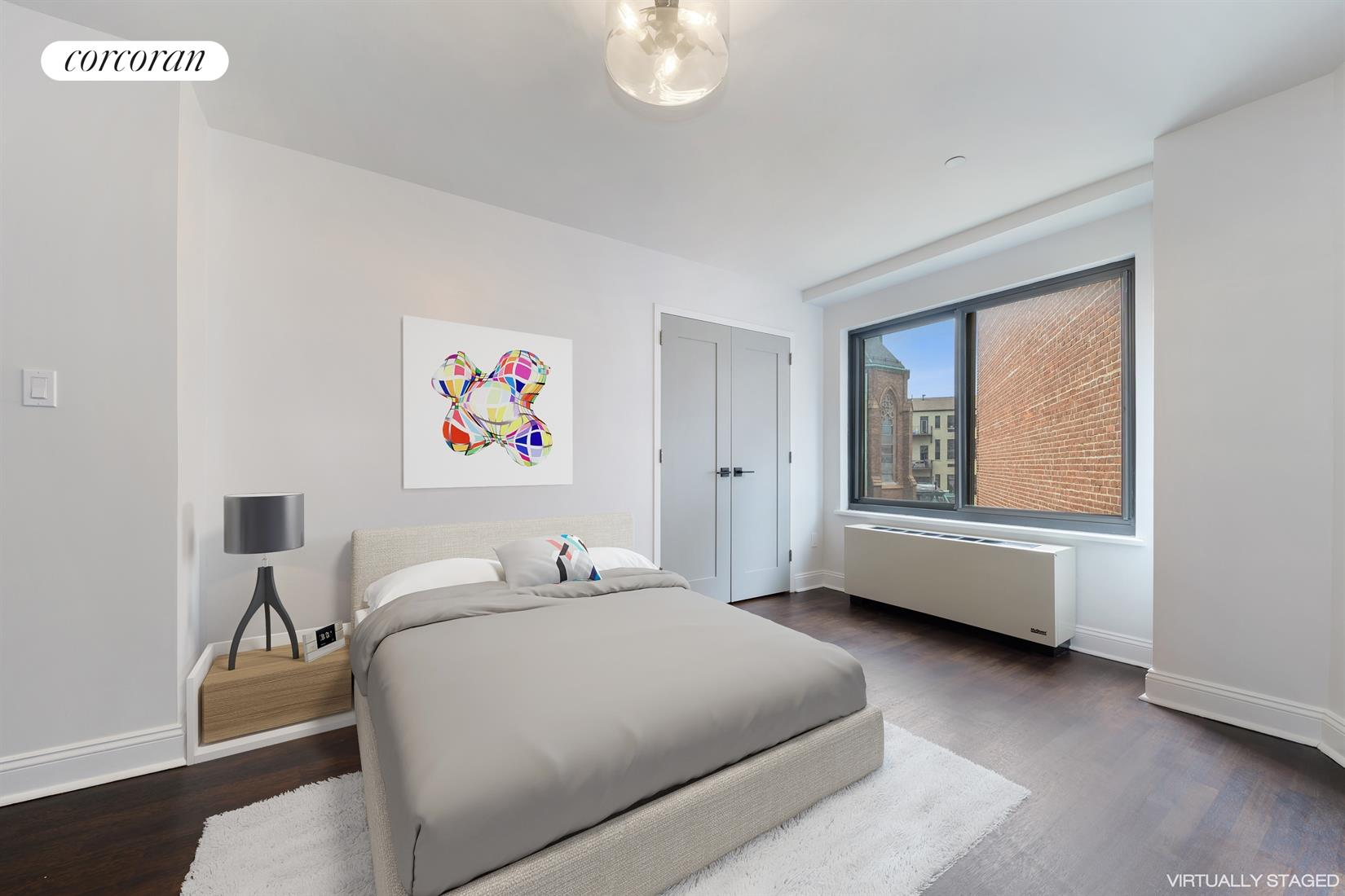 721 Flushing Avenue, 4A, Living Room