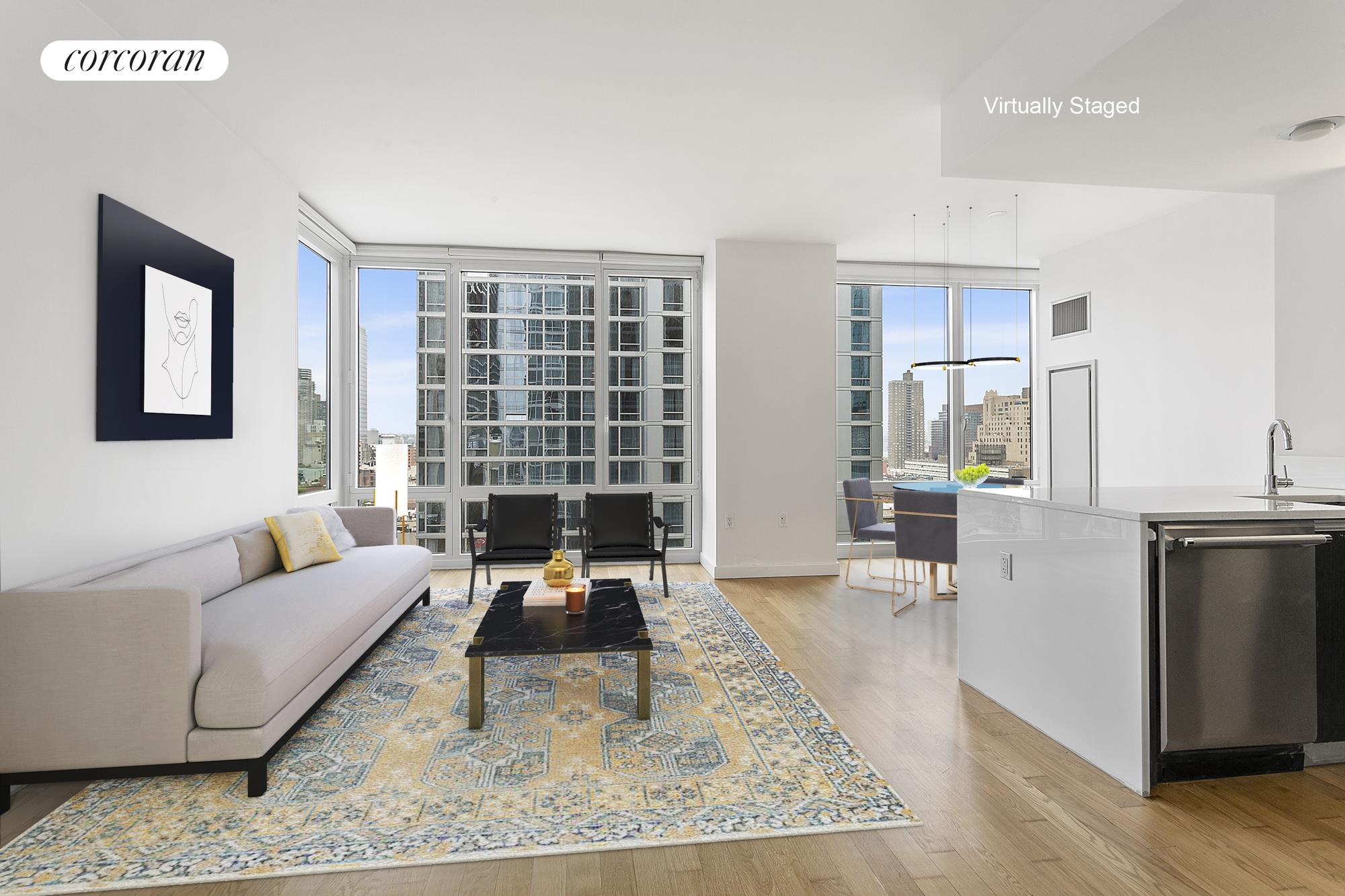 247 West 46th Street, 1502, Stunning City Views!