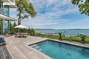 Spectacular Waterfront Modern, Sag Harbor