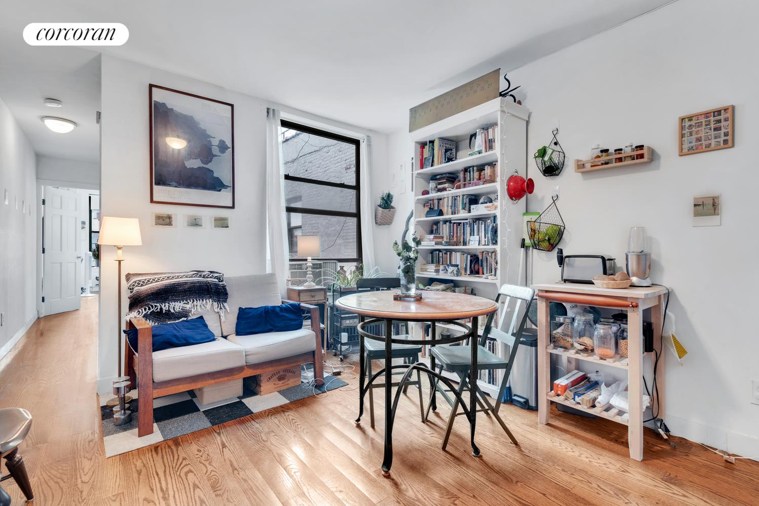 245 West 115th Street, 20, Living Room